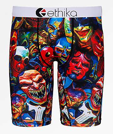 Ethika Boys The Villain Boxer Briefs