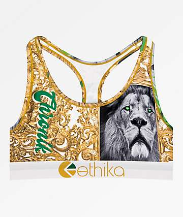 Ethika Chronik Sports Bra
