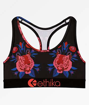 Ethika Fierce Rose Sports Bra