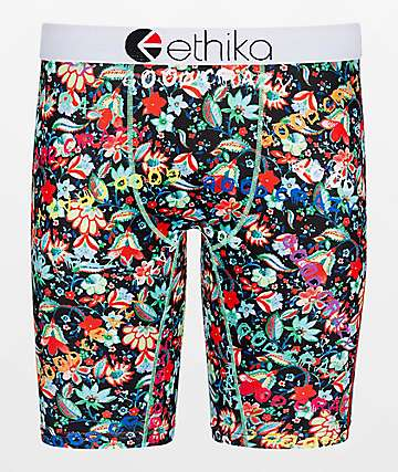 Ethika Good Crazy Familia Boxer Briefs