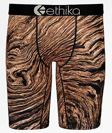 Ethika Got Wood Boxer Briefs