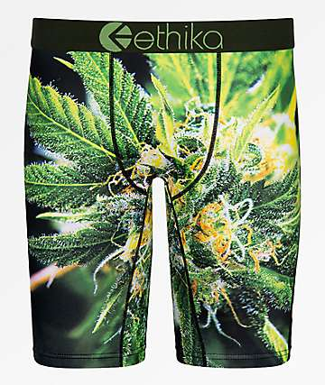 Ethika Green Gang Boxer Briefs