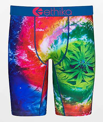 Ethika Greens Boxer Briefs