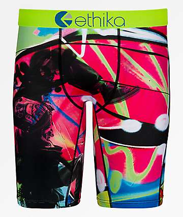 Ethika Head Spin Boxer Briefs