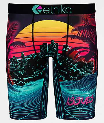 Ethika Issues City Space Boxer Briefs