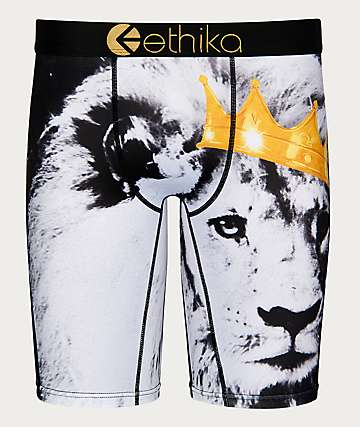 Ethika King Cat Boxer Briefs