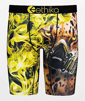 Ethika Kush Cat Boxer Briefs