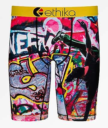 Ethika L-Kick Boxer Briefs