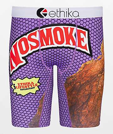 Ethika No Smoke Boxer Briefs