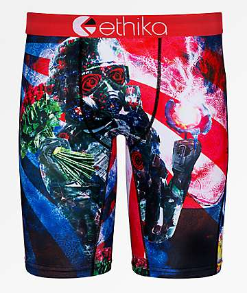 Ethika Rose Volt Boxer Briefs