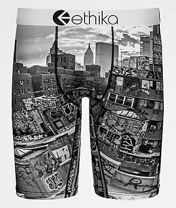 Ethika So High Boxer Briefs