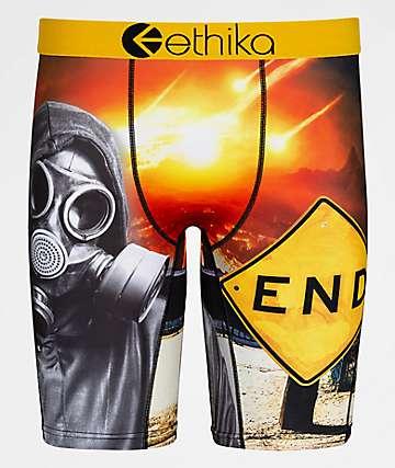 Ethika The End Boxer Briefs