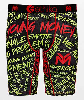 Ethika Young Money Boxer Briefs