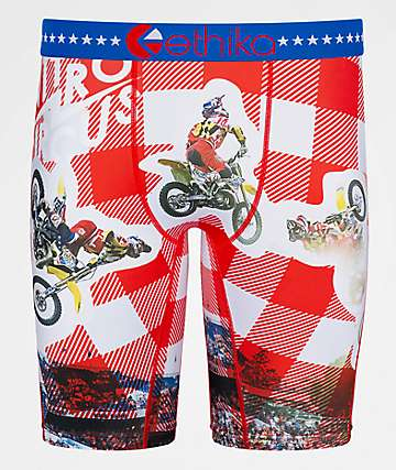 Ethika x Nitro Circus The Patriot Boxer Briefs