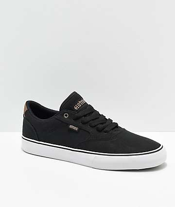 Etnies Blitz Black Skate Shoes