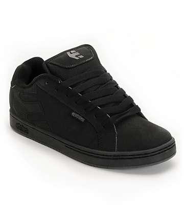 Etnies Fader zapatos de skate en negro y gris