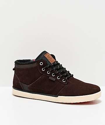 Etnies Jefferson MTW Brown, Tan & Orange Shoes