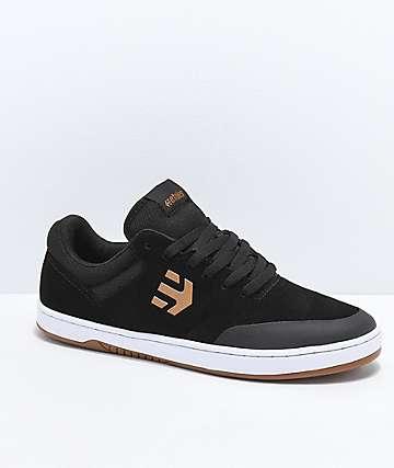 Etnies x Michelin Marana zapatos skate en negro