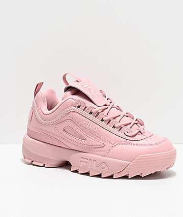FILA Disruptor II Autumn Pink Shoes