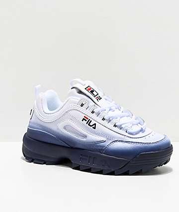 oficial de ventas calientes último clasificado Mitad de precio Zapatos de FILA | Zumiez