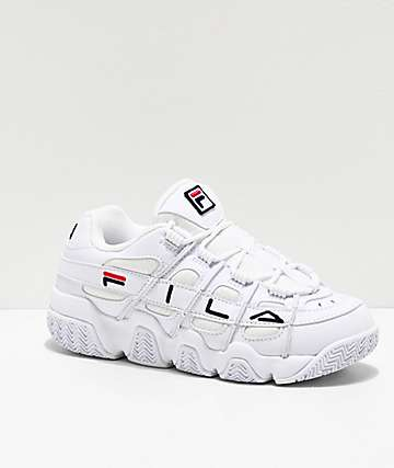FILA Uproot White Shoes