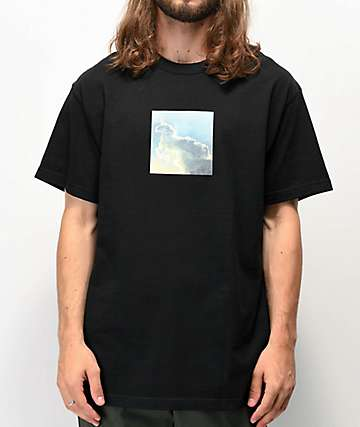 FRESHHELL Unicorn Black T-Shirt