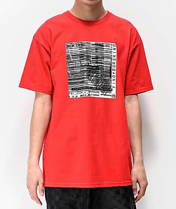 FYG Find Your Grind camiseta roja