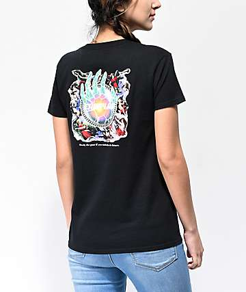 Fairplay Definition Black T-Shirt