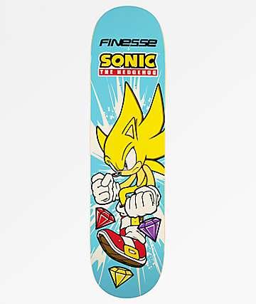 "Finesse Super Sonic 8.0"" Skateboard Deck"
