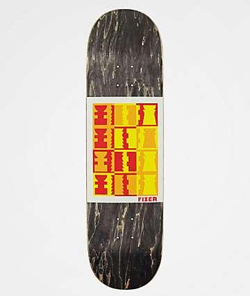 """Fixer Livingston 8.8"""" Skateboard Deck"""