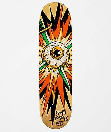 """Flip Gonzales Blast 8.0"""" Skateboard Deck"""