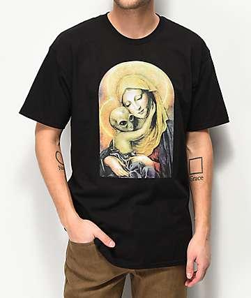 Flying Coffin Nephilim Black T-Shirt