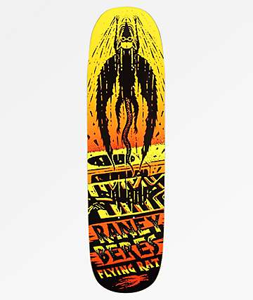 "Flying Rat Beres 8.63"" Skateboard Deck"