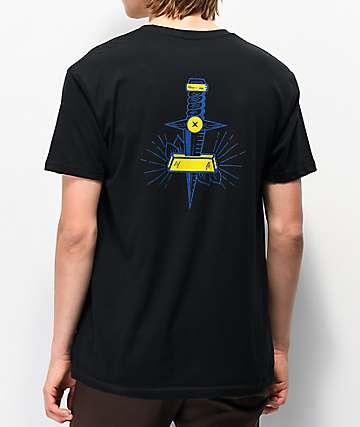 Fortune Chosen One camiseta negra
