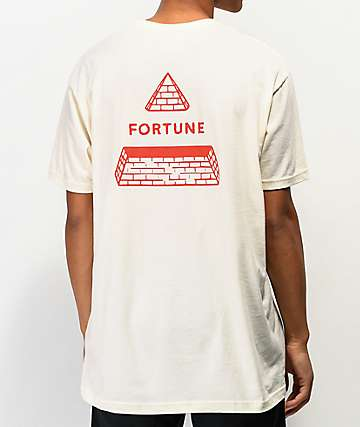 Fortune Conspiracy Natural T-Shirt