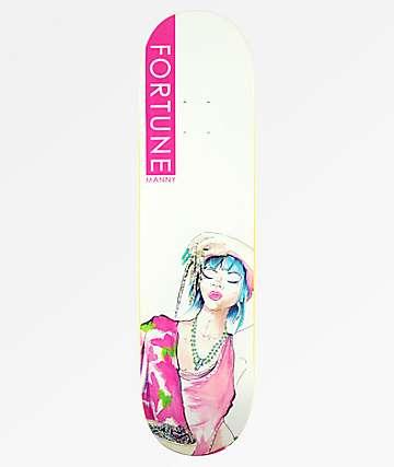 "Fortune Manny Femptrap 8.0"" tabla de skate"