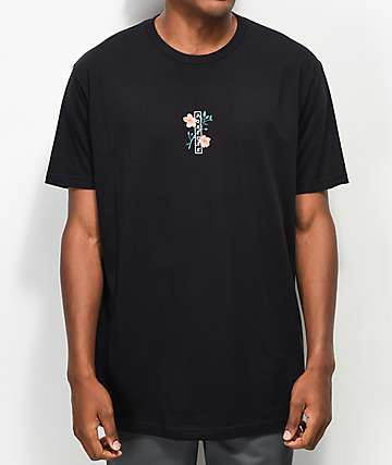 Fortune Oriental Black T-Shirt