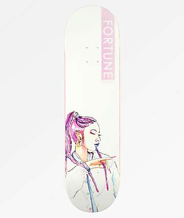 "Fortune Pierre Femptrap 8.25"" Skateboard Deck"