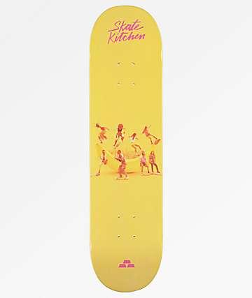 "Fortune x Skate Kitchen Poster 7.75"" Skateboard Deck"