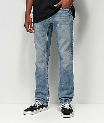 Free World Messenger Tampa jeans ajustados elásticos