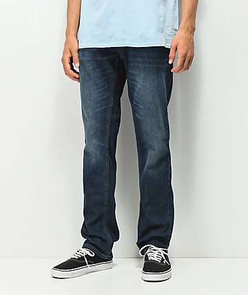 Free World Night Train Miami jeans azules