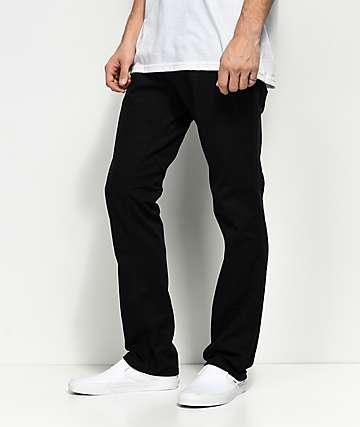 Free World Night Train pantalones negros