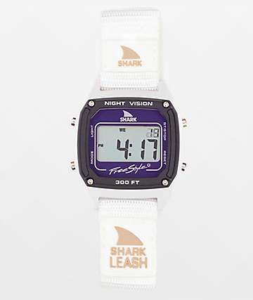 Freestyle Shark Classic Leash White Dolphin Digital Watch