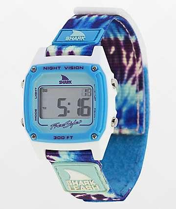 Freestyle Shark Classic Leash reloj digital tie dye