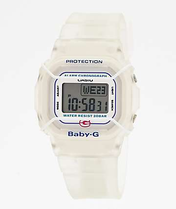 G-Shock Baby-G BGD525-7 Original Clear Digital Watch