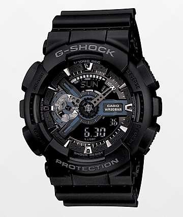 G-Shock GA110-1B X-Large Black Watch