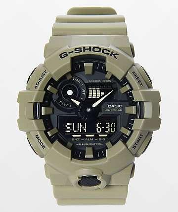 G-Shock GA700-UC Khaki Watch