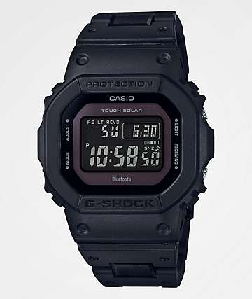 G-Shock GMWB5600 Composite Black Digital Watch