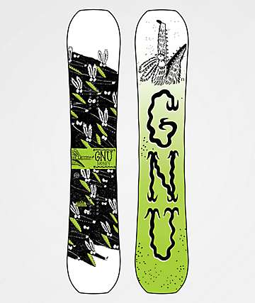 GNU Money Snowboard 2020