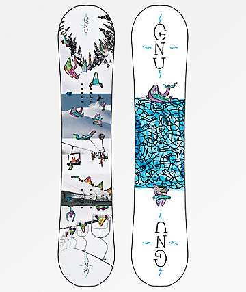GNU Recess Youth Snowboard 2019